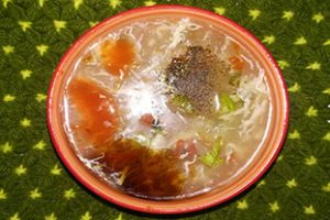 Hot and Sour soup-Featured